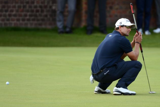 British Open 2012: Leaders Who Will Disappear at PGA Championship