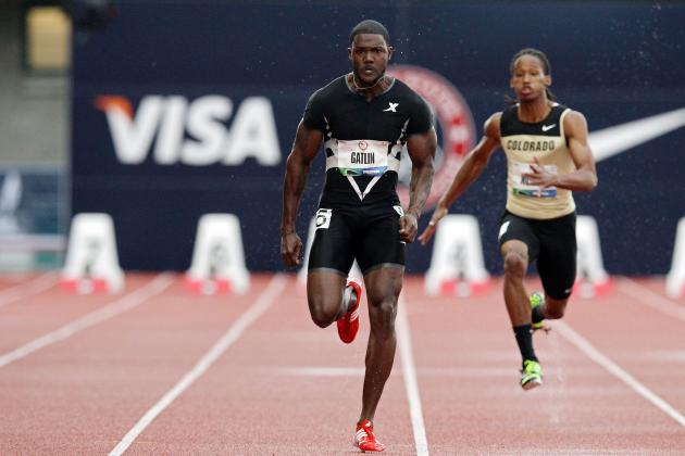 Justin Gatlin's Remarkable Return to the Olympic Games