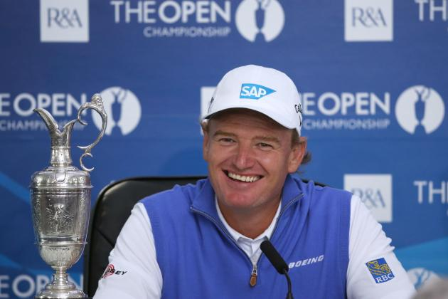 British Open Results 2012: Golfers Who Shined at Royal Lytham & St. Annes