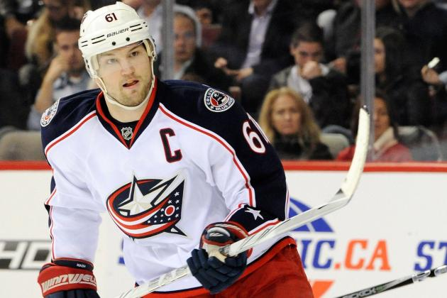 New York Rangers: Rick Nash Trade Makes Team Stanley Cup Favorites in 2012-13