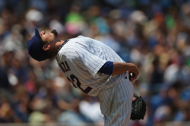 Red Sox Trade Rumors: Would Matt Garza Be an Upgrade Worth Acquiring?