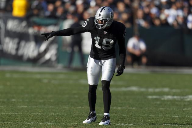 Oakland Raiders Gain Flexibility, Draft Pick with Louis Murphy Trade