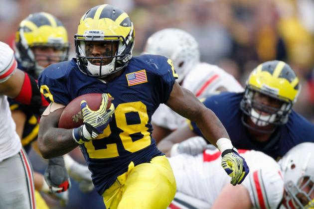 Fitzgerald Toussaint Suspended Indefinitely: What Does This Mean for Michigan?