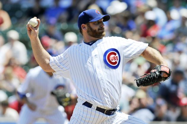Ryan Dempster Headed to Atlanta for Randall Delgado, Pending Approval