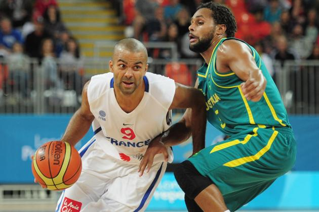 Olympic Basketball 2012: Tony Parker's Go-to Teammate on French National Team