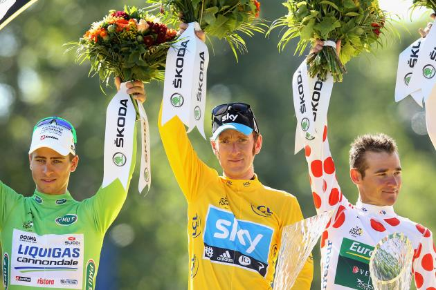 Tour De France 2012 Winner Bradley Wiggins Will Build on Win with Olympic Gold