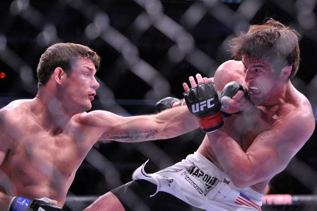 UFC: Should Michael Bisping Get the Next Shot at Anderson Silva?