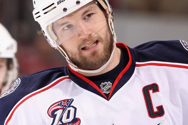 Rick Nash Trade: How the Deal Impacts New York Rangers' Salary Structure