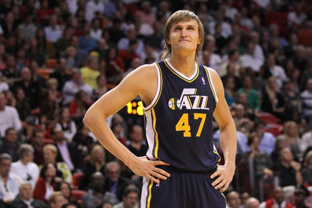 NBA Rumors: Why the Nets Cannot Pass on Andrei Kirilenko