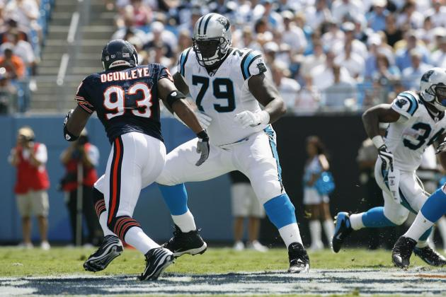 New York Trades for Carolina Panthers OT Jeff Otah: What It Means for the Jets
