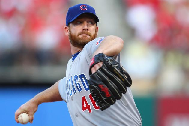 Ryan Dempster Trade to Atlanta Braves Reportedly on Hold
