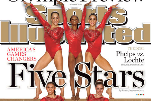 US Olympic Gymnastics Team: Will Sports Illustrated Cover Jinx Strike Again?