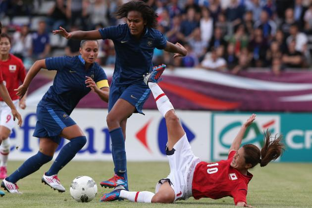 USA vs. France Women's Olympic Soccer: What French Must Do to Upset Americans