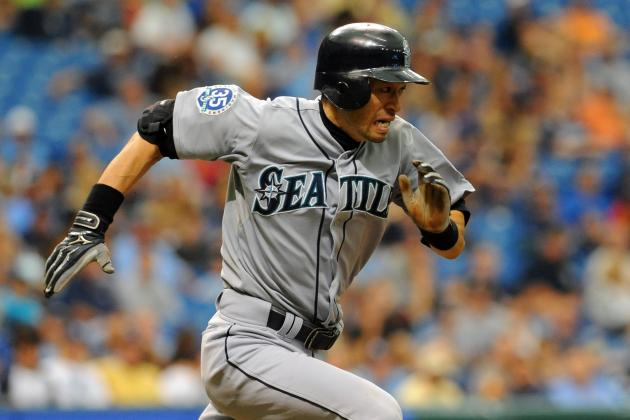New York Yankees Reportedly Acquire Ichiro Suzuki in Trade from Seattle Mariners