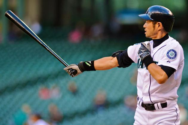 Ichiro Suzuki Reportedly Traded to New York Yankees