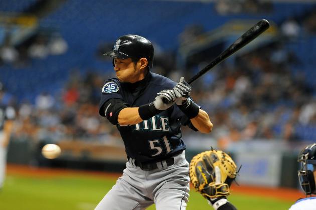 MLB Trade Deadline: Yankees Make Bold Outfield Trade to Land Ichiro Suzuki