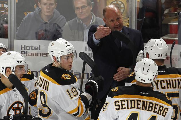 Boston Bruins Make a No-Brainer, Extend Head Coach Claude Julien's Contract