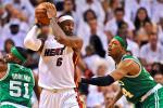 Report: Heat vs. Celtics to Open Season