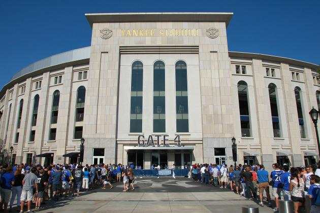 Chelsea vs. PSG: Why Yankee Stadium Is a Perfect Soccer Stadium