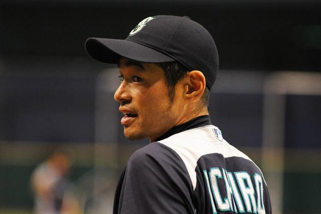 Ichiro Says