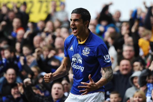 Everton FC: Tim Cahill Leaves the Toffees as a Modern Day Club Legend