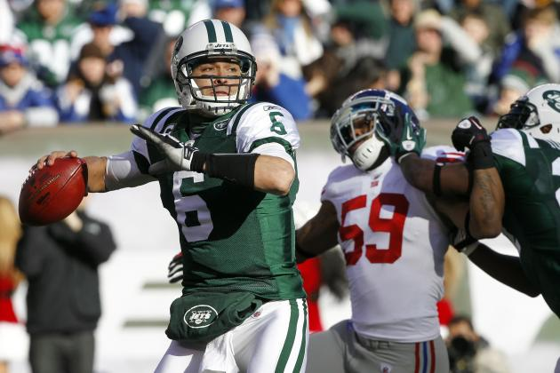 New York Jets: How Much Pressure Will Mark Sanchez Be Under This Season?