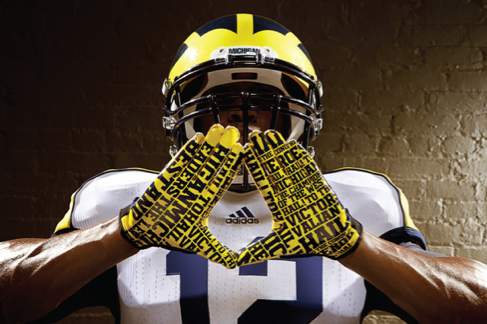 Michigan Football Uniforms: Breaking Down Wolverines' Look for Cowboys Classic
