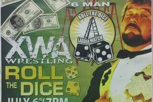 XWA Wrestling Recap July 2012: Roll The Dice