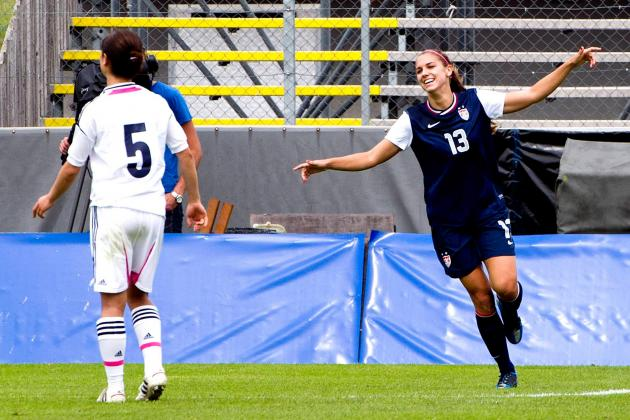 Alex Morgan: Why Soccer Star Is Most Important Player in Gold Medal Quest