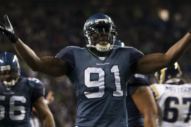 On Seahawks' New Deal with Chris Clemons