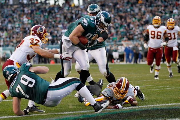 2012 Fantasy Football Profile and Projection: Eagles TE Brent Celek