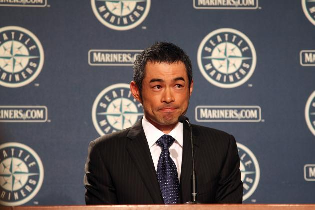 Ichiro to NY Yankees: Predicting His Statistics for the Rest of the 2012 Season
