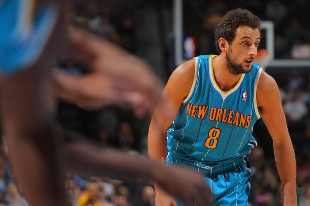 Marco Belinelli to Bulls: Sharpshooter Will Give Huge Boost to Depleted Bench