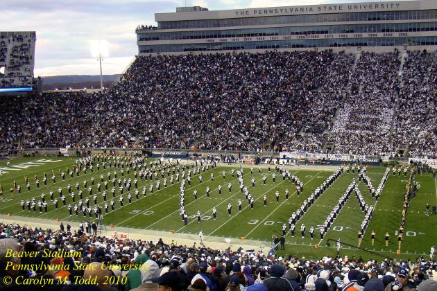 An Open Letter to Penn State Football Players and Fans