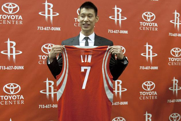 Jeremy Lin: Statistical Expectations for Western Conference's Newest PG
