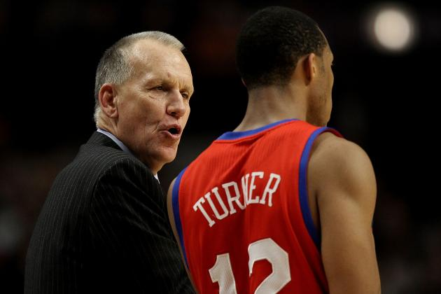 Philadelphia 76ers: Why Doug Collins Must Start the Young Guys in 2012-13