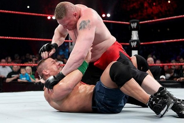 WWE: Why Brock Lesnar and John Cena Are Destined to Wrestle Again