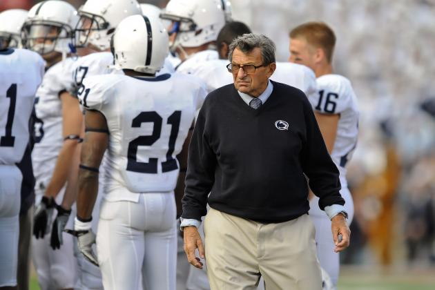 Penn State Players Should Transfer