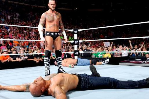 WWE RAW 1000: CM Punk Sells Out!