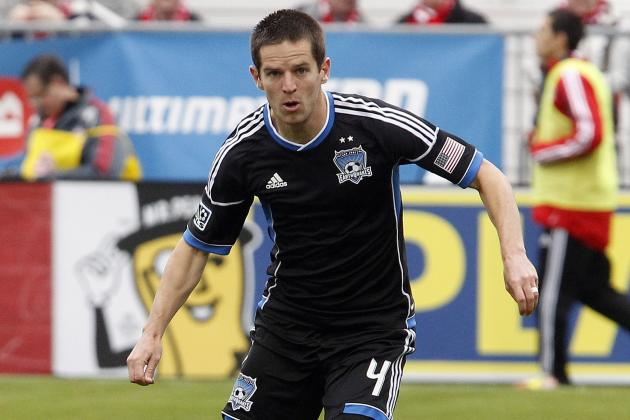 Sam Cronin Is the Engine That Powers the San Jose Earthquakes