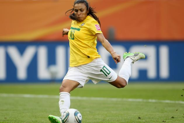 Marta: Why London 2012 Is the Time for Brazilian Star to Claim First Major Title