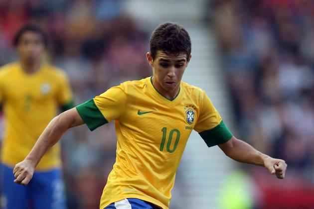 Chelsea: Is Oscar Potentially Chelsea's Most Important Summer Transfer?