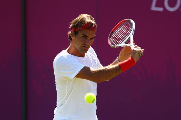 Roger Federer Aims for Greatness Again at London Olympics