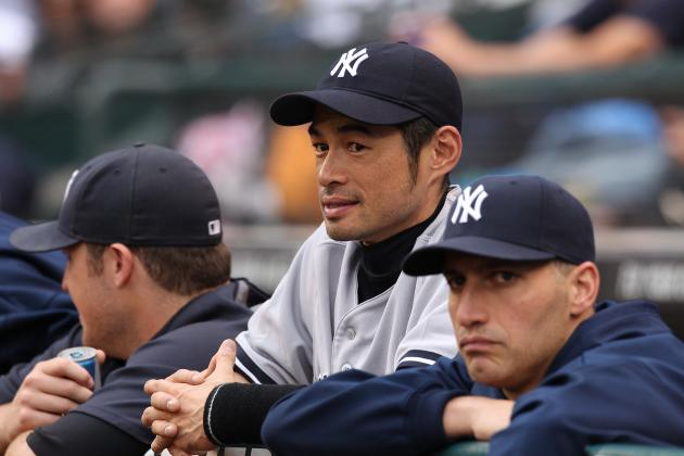 How Ichiro Completely Changes the Dynamic of the Yankees' Offensive Attack