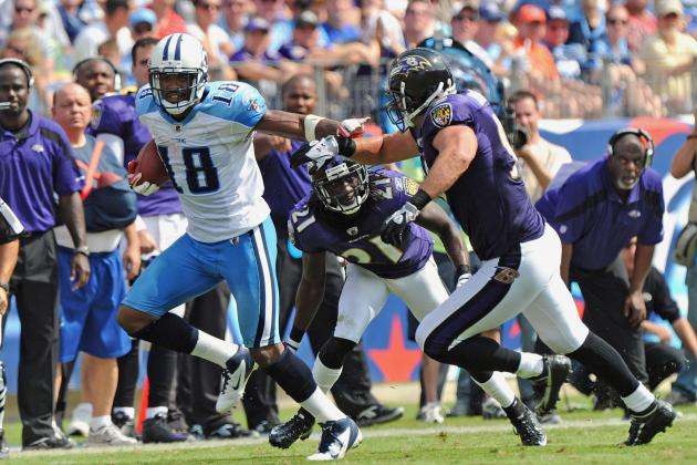 Kenny Britt's Woes Threaten to Unravel the Titans' Season