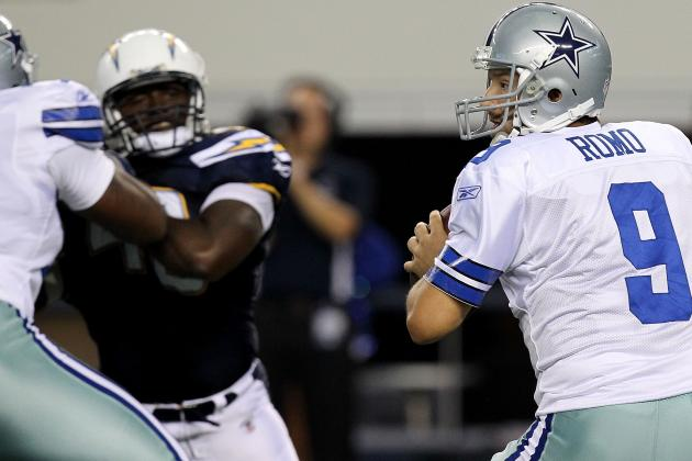 NFL Predictions: Don't Discount the Cowboys & Chargers
