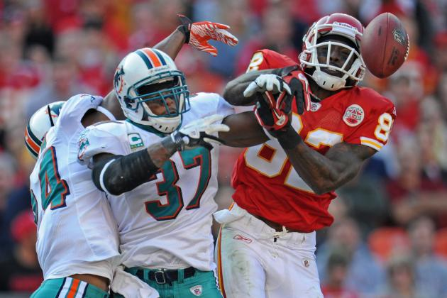 Tony Gonzalez and NFL Fantasy Football Receivers to Decline in 2012