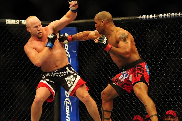 UFC 149: Don't Call Hector Lombard's UFC Career a Write-Off… Yet