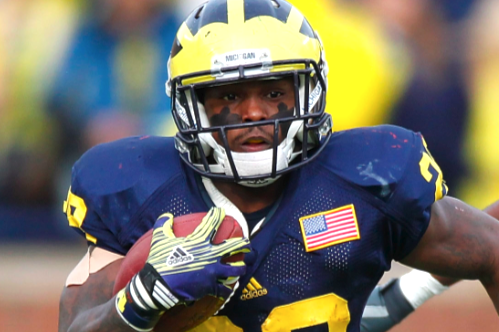 Alabama Football: Crimson Tide Opener May Be Easier After Michigan RB Suspended