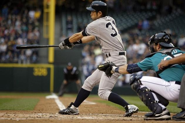 Fantasy Baseball 2012: Expect Only Modest Gains from Ichiro's Trade to Yankees